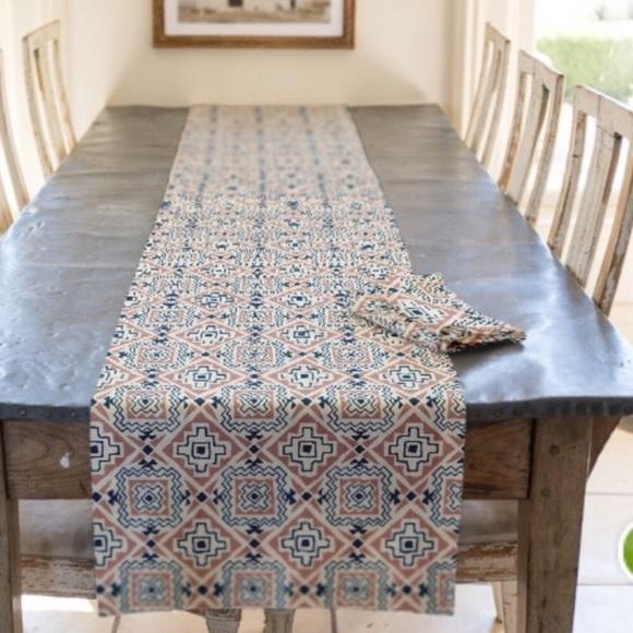Southwestern Table Runner